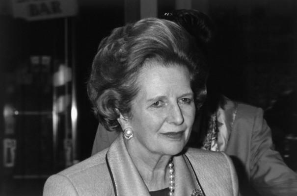Margaret Tatcher