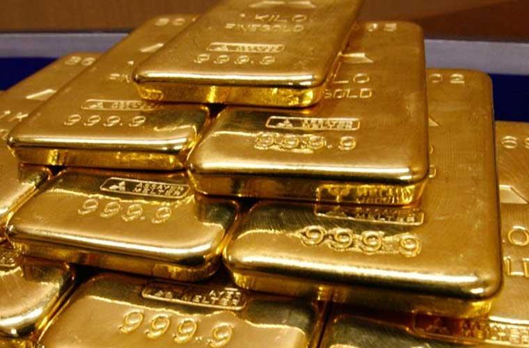 Quotazione dell'oro alle stelle